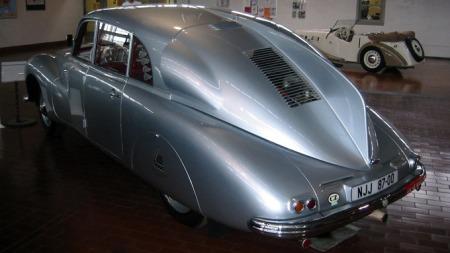 Tatra-T87 (Foto: Philip Kromer)