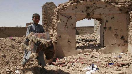 Afghanistan, Azizabad (Foto: AP Photo/Fraidoon Pooyaa/SCANPIX)