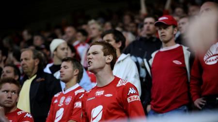 Brann, supportere  (Foto: Hommedal, Marit/SCANPIX)