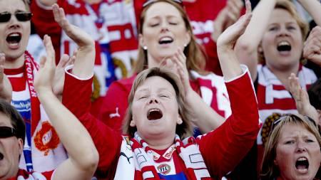 Tromsø, supportere  (Foto: Solum, Stian Lysberg/SCANPIX)