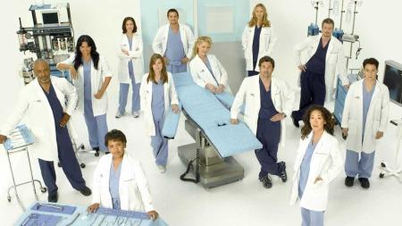 POPULÆR GJENG: «Grey's Anatomy» hadde en knallsterk   premiere.
