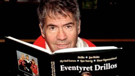 EVENTYR: Norge vant «alt» med Egil Drillo Olsen som landslagssjef på 1990-tallet, og tok seg til to VM-sluttspill.  (Foto: Vestad, Roar/Scanpix)