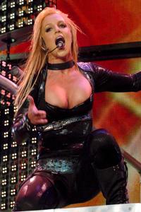 Britneyy konsert i artikkel