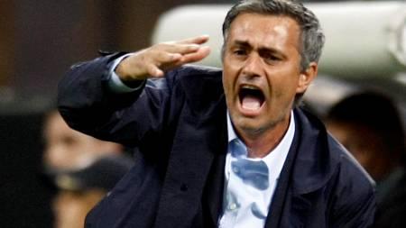 Jose Mourinho  (Foto: STEFANO RELLANDINI/REUTERS)