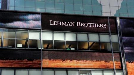 Lehman Brothers amerikansk bank hovedkvarter New York City