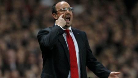 Rafa Benitez  (Foto: ADRIAN DENNIS/AFP)