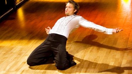 Gaute Ormåsen deltok i «Skal vi danse» i 2008 og fikk mye skryt for sine danseprestasjoner.