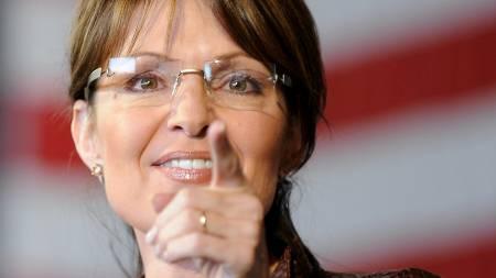 Sarah Palin  (Foto: ROBYN BECK/AFP)