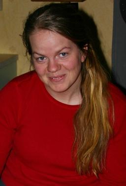 Carolin Stenvall. (Foto: Svensk Polis)