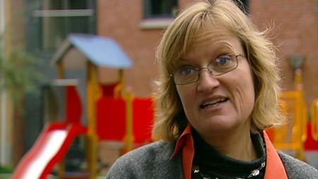 Marit Greve er ikke bekymret for babyenes inntog i barnehagene (Foto: Tom Rune Orset/TV 2)