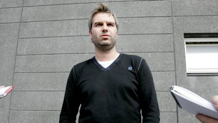 Petter Myhre  (Foto: Bendiksby, Terje/SCANPIX)