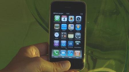 designmobil-iphone (Foto: TV 2 hjelper deg)