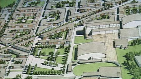 Det kan forsatt ta år før planene om å bygge en liten by på Fornebu blir realisert.