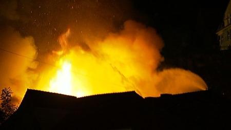 El-feil-brann (Foto: TV 2)