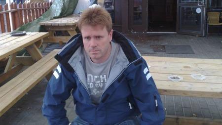 Knivstikking på Flisa Morten Botilsrud innehaver av utested (Foto: Bjørn Carlsen)