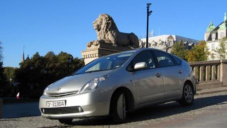 Toyota_Prius__hybrid_ (Foto: Jon E. Kolberg)