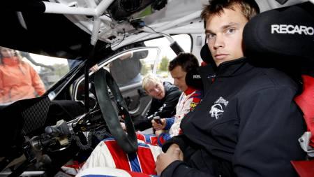 Andreas Mikkelsen  (Foto: Larsen, Håkon Mosvold/SCANPIX)