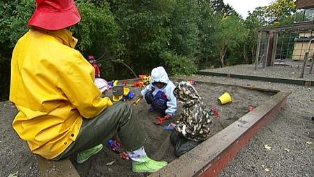 Hittil i år har 94 private barnehager lagt ned. Det er nesten en dobling siden i fjor.  (Foto: Ole Ebbesen/TV 2)