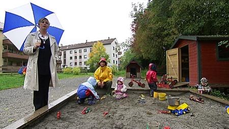 Vappusbarnehagene er, som mange andre private barnehager, en ideell stiftelse som ikke har eiere som krever utbytte.  (Foto: Ole Ebbesen/TV 2)