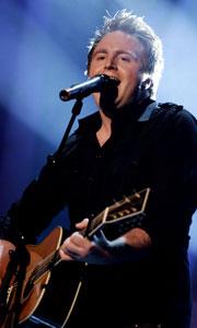 Askil Holm - her som gitarkamerat.
