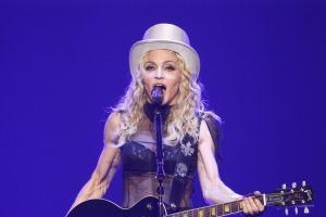 GULLKALVEN: Madonna har solgt mye plater, men ikke mest