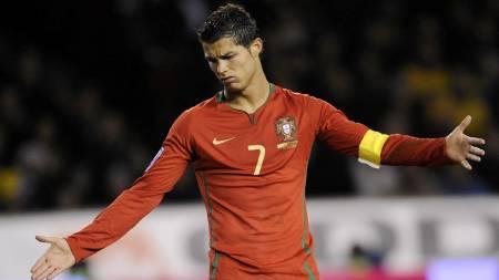 Cristiano Ronaldo  (Foto: OLIVIER MORIN/AFP)