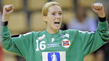 Katrine Lunde Haraldsen  (Foto: Claus Fisker/SCANPIX)