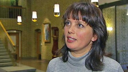 Anne Marie Bjørnflaten, Leder av Stortingets justiskomité, Ap. (Foto: Bjarte Fossfjell, ©TV 2)