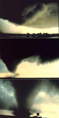 En tornado dannes. (Foto: Wikimedia)