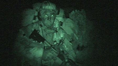 Kompani-Linge, spesialsoldat, soldat (Foto: TV 2)