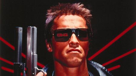 Film: Terminator, Arnold Schwarzenegger