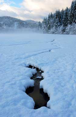 Kanskje blir det skitur til uken? (Foto: Ronald Toppe)