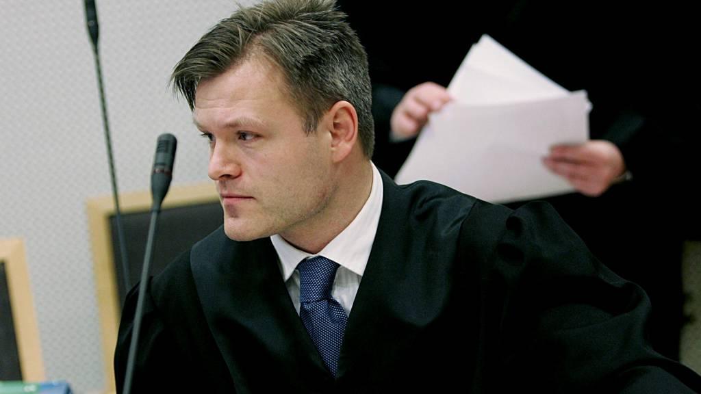 Advokat Marius Reikerås representerte dykkerne organisert i Nordsjødykker Alliansen. Nå krever han 15 millioner i salær fra Tingretten. (Foto: Stian Lysberg Solum/SCANPIX)