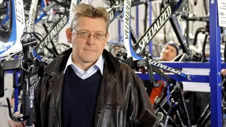 Gerolsteiner team boss, Hans-Michael Holczer  (Foto: Marijan Murat/EPA)