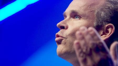 Høyres første nestleder, Jan Tore Sanner, mener regjeringen må tenke mer på de private bedrifter. (Foto: Larsen, Håkon Mosvold/SCANPIX/SCANPIX)
