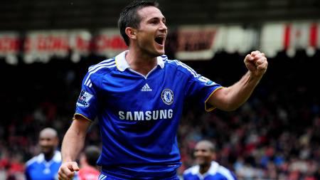 Lampard  (Foto: NIGEL RODDIS/REUTERS)