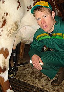 Håvard Hansen bonderomantikk 2008