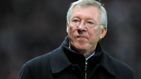 Sir Alex Ferguson  (Foto: ANDREW YATES/AFP)