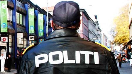 Politi (Foto: Scanpix)