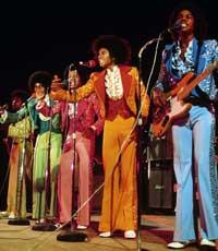 70-TALLSHELTER: «Jackson 5» gjorde det stort på 70-tallet.