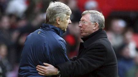 Manchester United manager Sir Alex Ferguson (Foto: PAUL ELLIS/AFP)