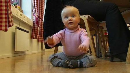 babygulv (Foto: TV 2)