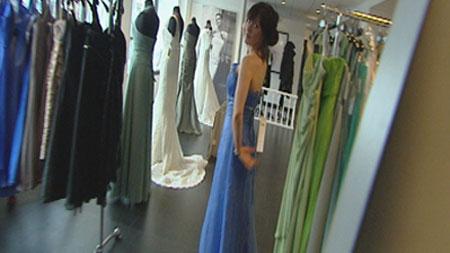 Apollo Fashion case - kjole fra annen butikk (Foto: TV 2 hjelper deg)
