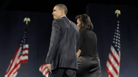 Barack Obama har overbevist alle i sin valgkamp. Det hele startet med en tale i 2004.  (Foto: Jae C. Hong/AP)