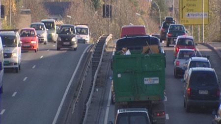 Trafikk økokjøring (Foto: TV 2 hjelper deg)