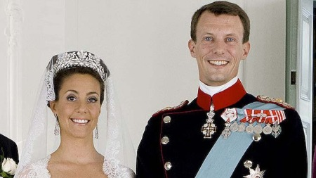 Prinsesse Marie og prins Joachim (Foto: Scanpix)