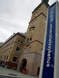 Ullevål sykehus (Foto: Scanpix)