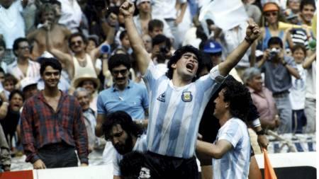 Maradona  (Foto: DPA/SCANPIX)