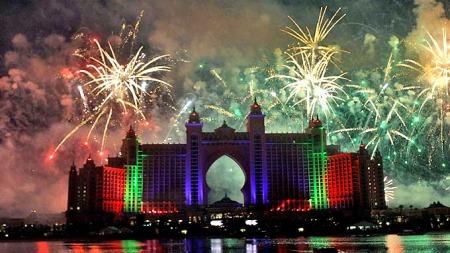 Atlantis the palm Dubai (Foto: Scanpix)