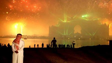 Atlantis the palm Dubai (Foto: AP)